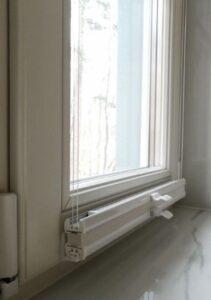 Шторы плиссе в ванной комнате фото 4