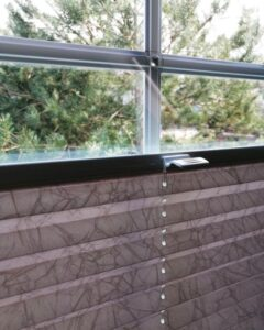 шторы плиссе с принтом фото 3
