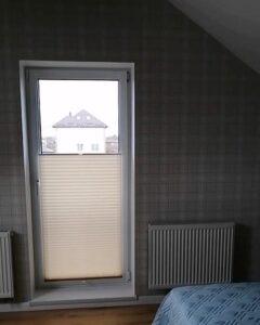 шторы плиссе на дверной проем фото