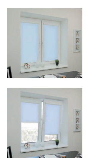 фото рулонные шторы интегра бокс