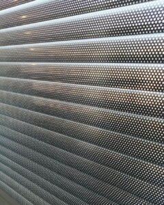 балкон перфорированные жалюзи 1