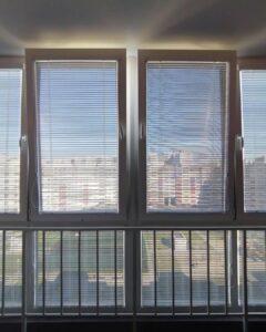 балкон перфорированные жалюзи 4