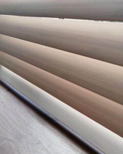 горизонтальные бамбуковые жалюзи 7