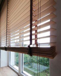 горизонтальные бамбуковые жалюзи 2