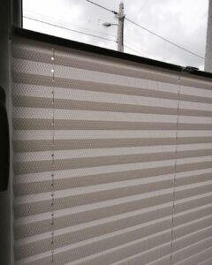 шторы плиссе для коридора 4